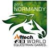 Alltech FEI World Equestrian Games 2014 in Normandy