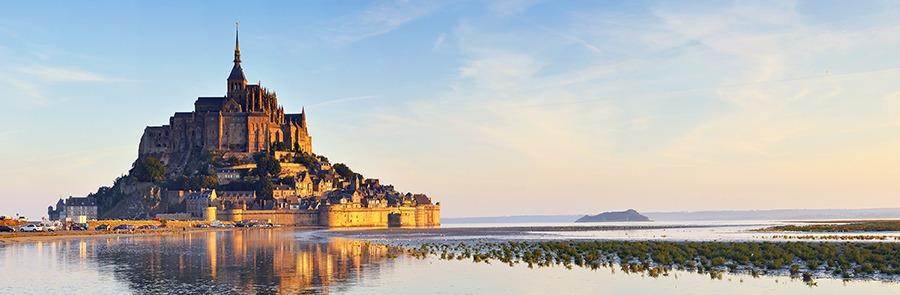 Bay of Mont St Michel
