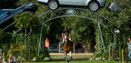 Land Rover in Burghley