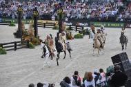 Opening Ceremony 2010 Games - ©Kit Houghton / FEI