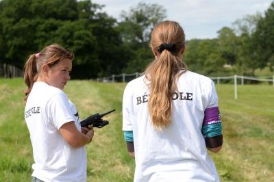 The Organising Committee seeks to recruit 3 000 volunteers for the Games !
