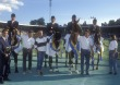 Showjumping World Champions, the French team - ©Kit Houghton / FEI