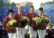 Endurance World Championship winning team, France - ©Kit Houghton / FEI