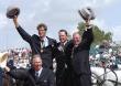 World Champions, the Dutch Team - ©Kit Houghton / FEI