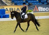 Lee Pearson (GBR) riding Gentleman - ©Kit Houghton / FEI