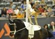 Simone Wiegele(GER) riding Arkansas - ©Kit Houghton / FEI