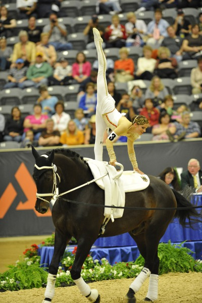Give Vaulting a whirl !