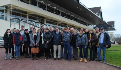 National Federations get to discover the city of Caen