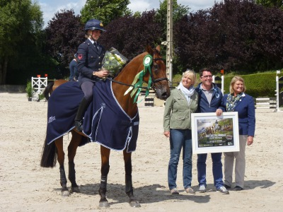 Test Events 2013 : Results from the Endurance and Eventing competitions
