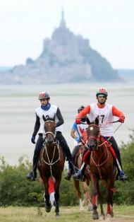 Endurance – 2013 Test Event – Bay of Mont St Michel - ©Philippe Millereau KMSP