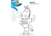 Mascot - Galopy