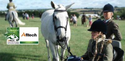 Alltech honors Equine Hero Felicity Wells of the UK