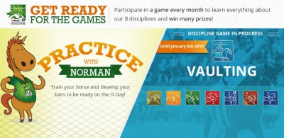 Facebook Contest : Get ready for the 2014 Games !