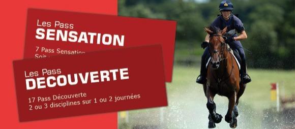 Pass Sensation et D�uverte
