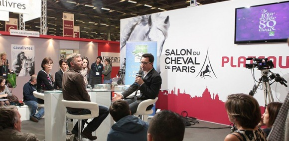 Highlights of the Road Tour's visit to the Salon du Cheval