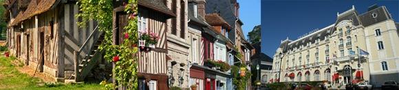 H�rgement en Normandie