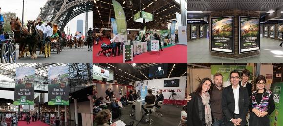 Salon du Cheval de Paris - D�mbre 2013