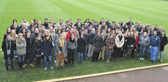Comite Organisation Normandie 2014 - Janvier 2014