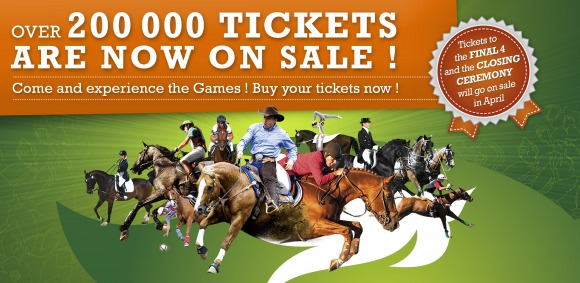 Over 200,000 new tickets are now on sale