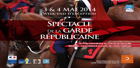 Republican Guard to perform in Deauville next month