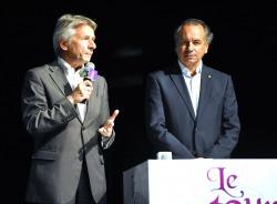 Pierre Durand et Laurent Beauvais