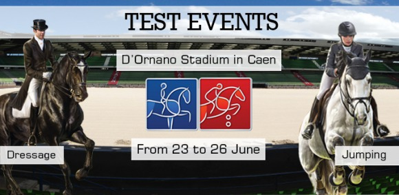 Follow the 2 test events organised in d'Ornano Stadium from 23 to 26 June