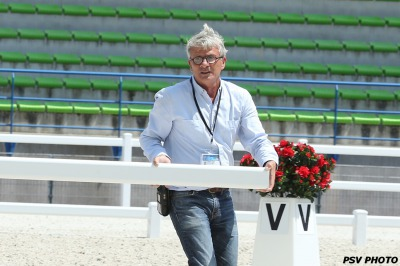 Jumping: Frédéric Morand is feeling confident