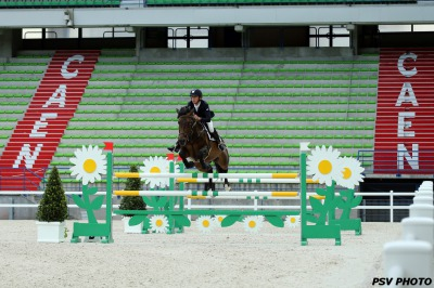 Jumping: Keeping an eye on the up-and-comers