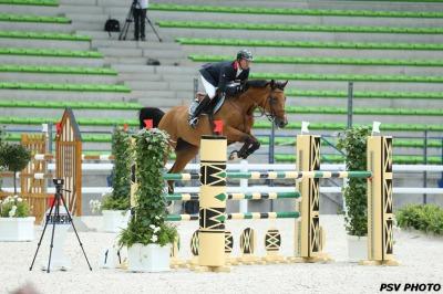 Jumping: Rain could not stop Delaveau!