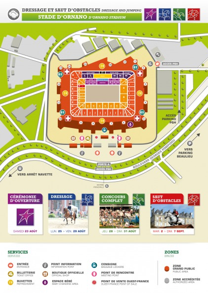 Map d'Ornano Stadium