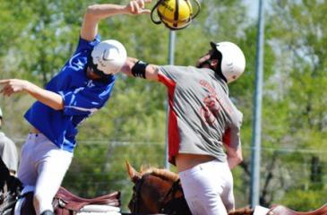 Horse Ball Demonstration