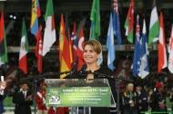Opening Ceremony - Opening speech - ©PSV Photos