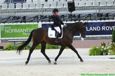Brits Rule the Roost Once More in Grade II Competition