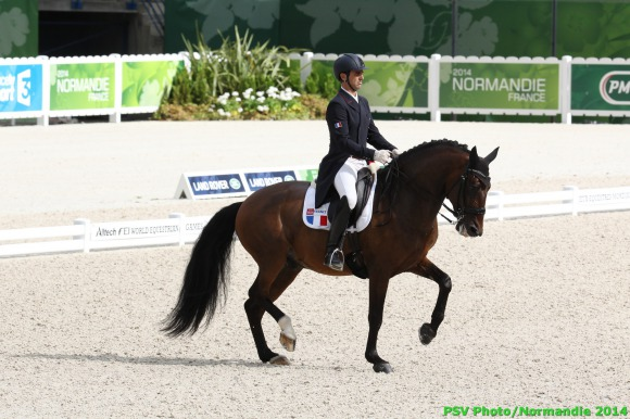 Arnaud Serre sneaks into Grand Prix Special