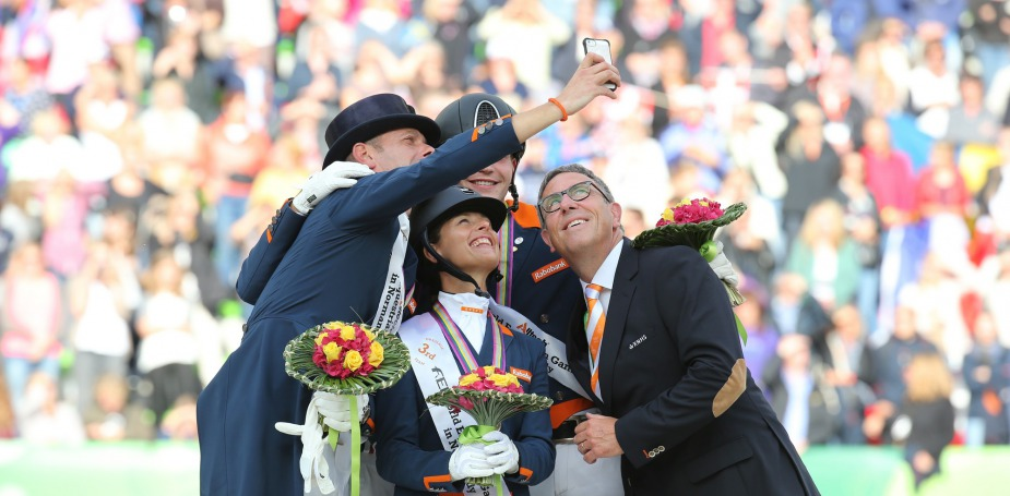 Key figures of the Alltech FEI World Equestrian Games 2014 in Normandy