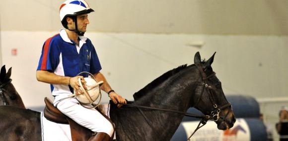 Horseball ready to go