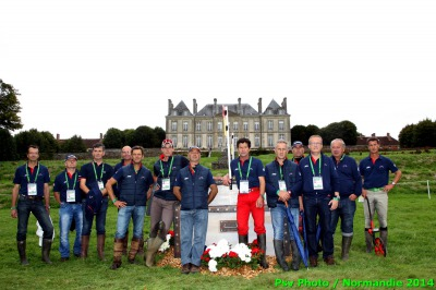 French coach happy with team's performance on eve of cross-country
