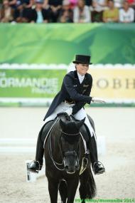 Dressage - DESPERADOS FRH & Kristina SPREHE Grand Prix Special - August 27 - ©PSV Photos