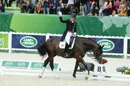 Dressage - Charlotte DURJARDIN & VALEGRO Grand Prix Special - August 27 - ©PSV Photos