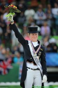 Podium Dressage - Helen LANGEHANENBERG Grand Prix Special - August 27 - ©PSV Photos