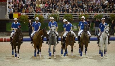 French Horseball stars off to a good start