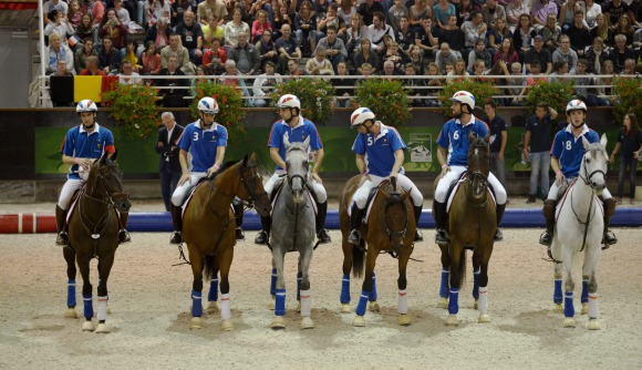 French Horseball stars off to a good start