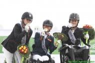 Podium Para Dressage -Grade II - ©PSV Photos
