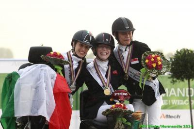 Christiansen Wins her Fourth World Title