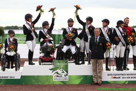 Great Britain Team Remain Unbeaten