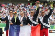 French Team 2nd in Endurance - ©PSV Photos