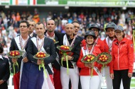 Spain, France and Switzerland on the podium  - ©PSV Photos