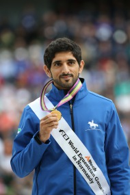 SE Sheikh Hamdan bin Mohamed al Maktoum world champion - ©PSV Photos