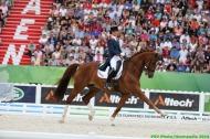 Adelinde CORNELISSEN - Dressage Grand Prix Freestyle - ©PSV Photos