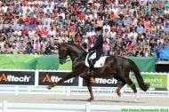 Helen LANGEHANENBERG - Dressage Grand Prix Freestyle - ©PSV Photos